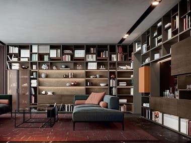 Open bookcase LIBERA