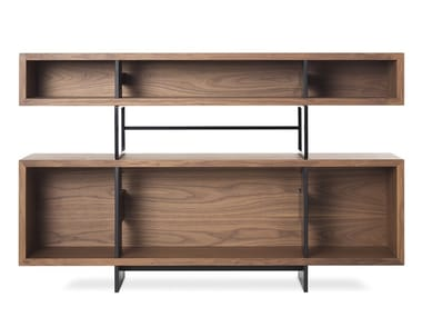 Open sectional bookcase LIBERA