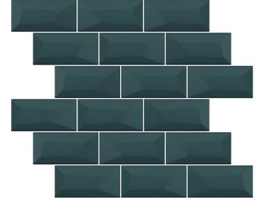 Indoor ceramic wall tiles with brick effect LIBRA MATTE THYME