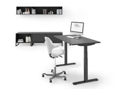 Height-adjustable office desk LIFT