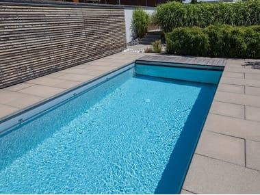 Revestimiento de piscinas antideslizante 2000 LIGHT GREY