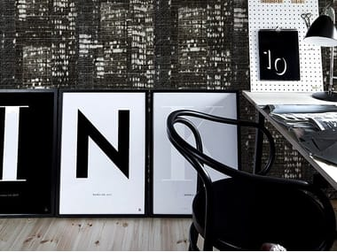 Nonwoven wallpaper LIGHT SHADOW TS