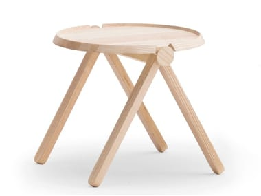 Coffee table in frassino LILLIPUT 311