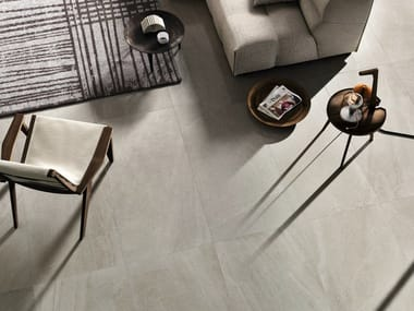 Porcelain stoneware wall/floor tiles with stone effect LIMESTONE