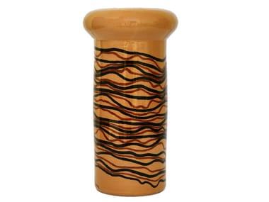 Ceramic vase LINE II