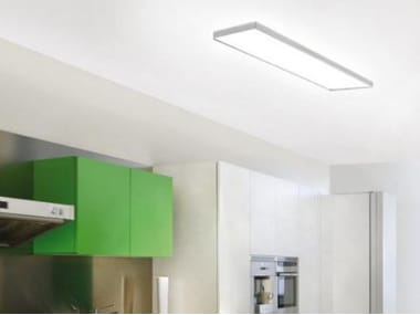 LED aluminium ceiling light LINEA 6222