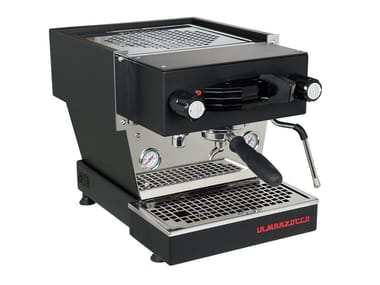 Stainless steel coffee machine LINEA MINI