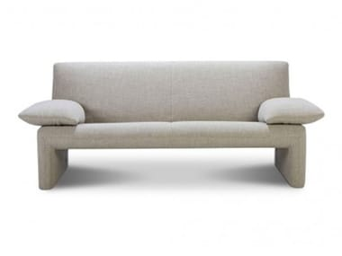 2 seater fabric sofa LINEA | Sofa