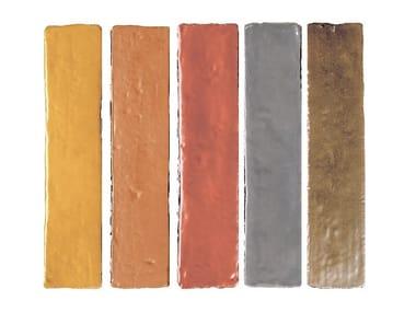 Indoor faïence wall tiles LINGOTTI | Sampling