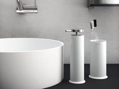 Liquid soap dispenser / toothbrush holder GEYSER | Liquid soap dispenser