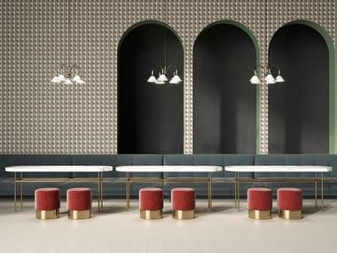Porcelain stoneware wall/floor tiles LIQUIDA