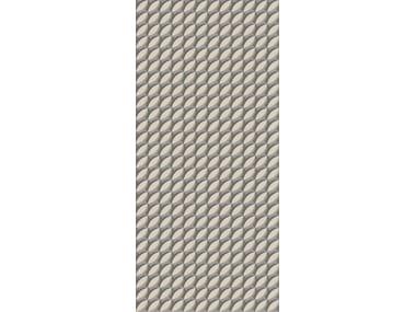 Pavimento/rivestimento in gres porcellanato LIQUIDA SLABS OVAL