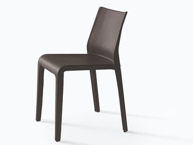Leather chair LISBONA | Leather chair