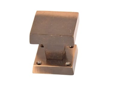 Bronze door knob LISCIA | Door knob