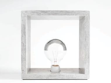 Lampada da tavolo in marmo LIT | Lampada da tavolo