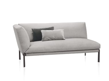 Sectional technical fabric sofa LIVIT | Sectional sofa