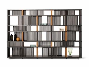 Oak bookcase LLOYD   Bookcase
