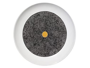 Ceramic dinner plate LOAM