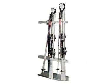 Locker Locking system for ski