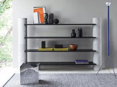 Libreria componibile modulare LOICO - cm 239 x h150