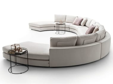 Sectional curved sofa LOMAN | Curved sofa