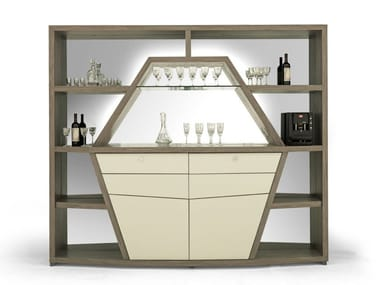Bar cabinet LONG BEACH | Bar cabinet