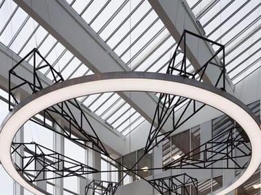 Finestra da tetto in acciaio e vetro MONO PITCHED SOLUTIONS