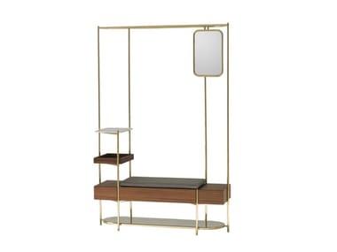 Free standing wooden hallway unit LONJA | Hallway unit