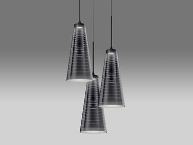 LED aluminium pendant lamp LOOK AT ME | Pendant lamp