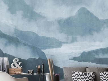 Oriental wallpaper, PVC free, eco, washable Look at this