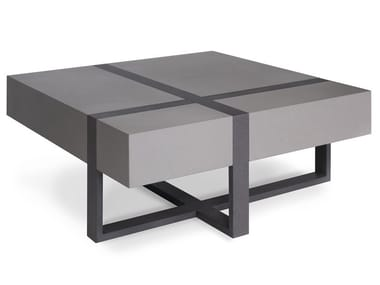 Square Valchromat® coffee table LOOP