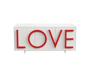 MDF sideboard LOVE MEDIUM