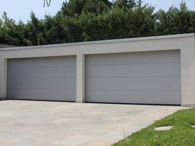 Sectional garage door LPU 42