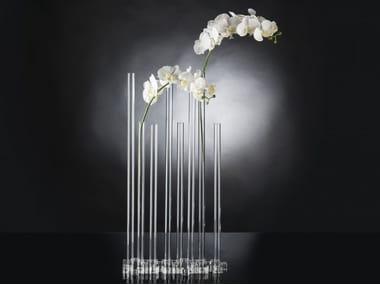 Plexiglass vase LUCKY BAMBOO