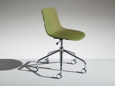 Trestle-based office chair LUCKY   Office chair