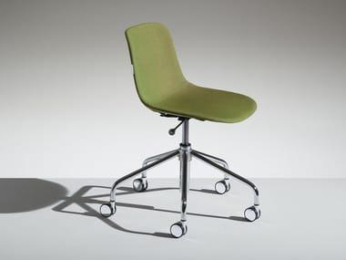 Trestle-based task chair LUCKY | Task chair