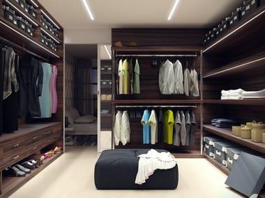 Linear lighting profile for LED modules LUMINES Z | Furniture lighting