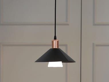 Cone shaped metal lampshade LUMIR B | Cone shaped lampshade