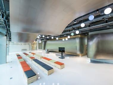 Lapitec® flooring LUX - BIANCO POLARE