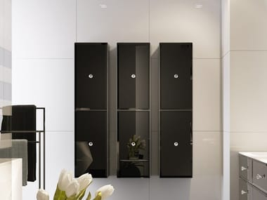 tall glass bathroom cabinet with doors lux tall bathroom cabinet - Bathroom Cabinets Tall