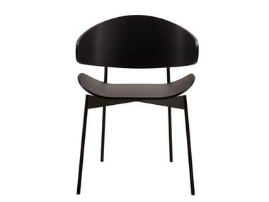 Wooden chair LUZ   Wooden chair