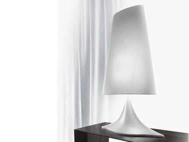 Fabric table lamp MACCHIA