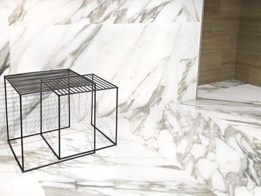 Wall/floor tiles with marble effect MACCHIA VECCHIA 4D