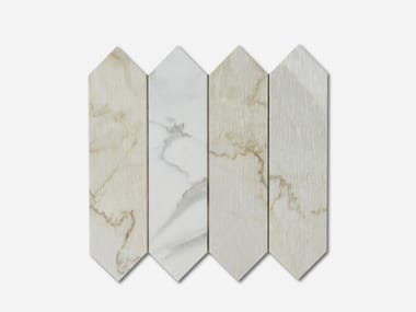 Marble mosaic MACHU PICCHU