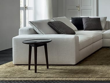 Low solid wood coffee table MAD COFFEE TABLE | Solid wood coffee table