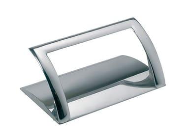 Aluminium footstool MADAME
