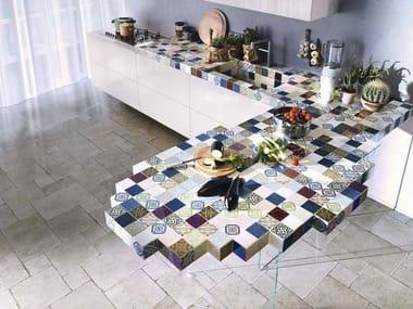 Ceramic wall tiles MADETERRANEO ESTATE