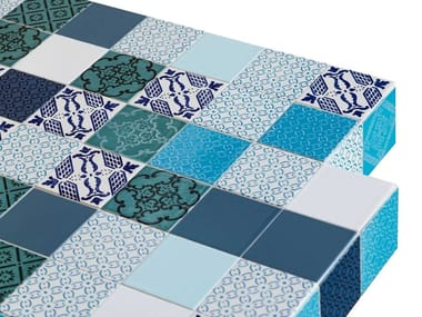 Ceramic wall tiles MADETERRANEO MARE