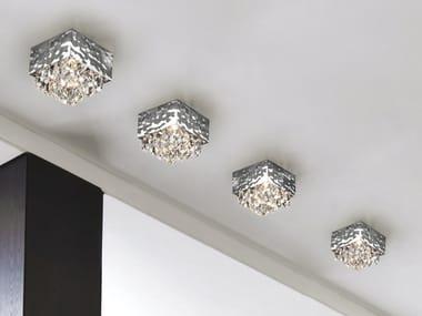 Semi-inset crystal spotlight MAGMA 450