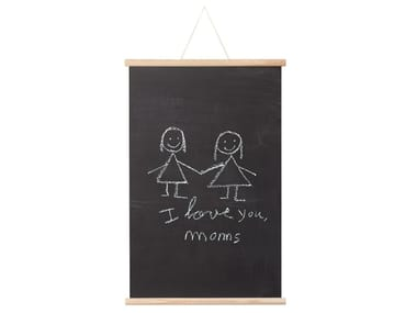 Magnetic poster MAGNETIC POSTER CHALKBOARD